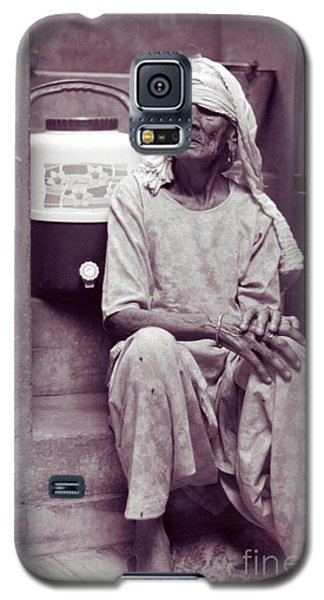 Baddi Amma Old Grandmother Galaxy S5 Case