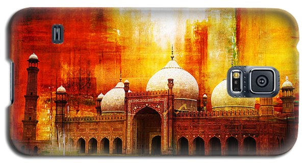 Badshahi Mosque Or The Royal Mosque Galaxy S5 Case by Catf