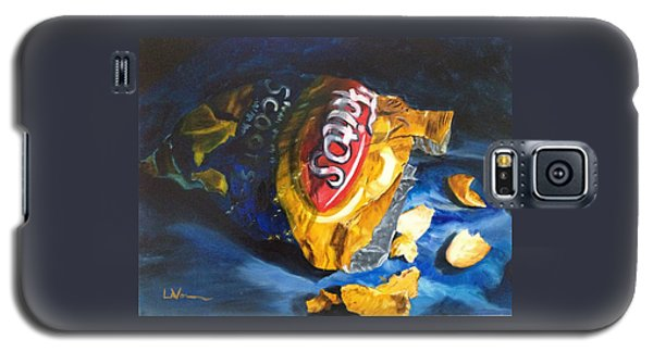Bag Of Chips Galaxy S5 Case