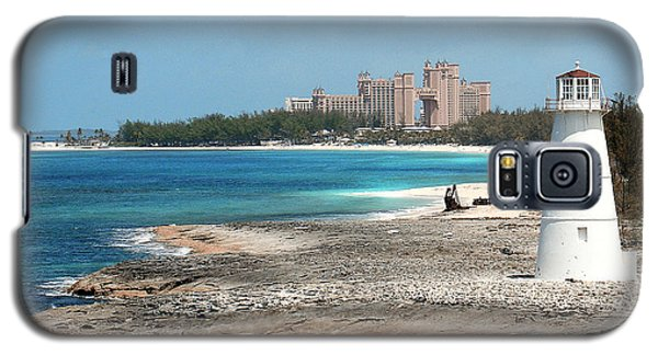 Bahamas Lighthouse Galaxy S5 Case