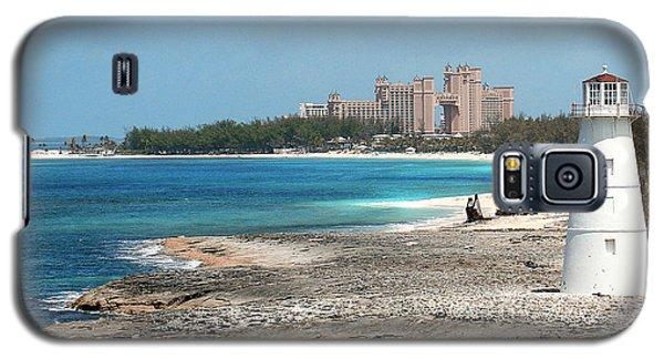 Bahamas Lighthouse Galaxy S5 Case
