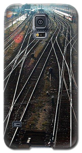 Bahnhof Cottbus Galaxy S5 Case