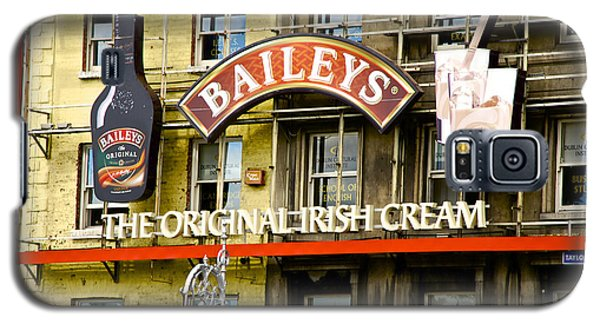 Baileys Irish Cream Galaxy S5 Case