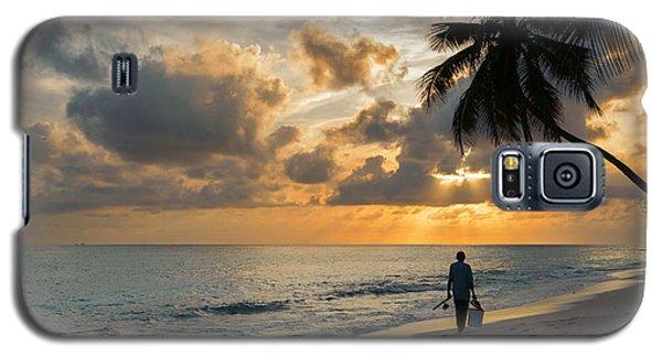Bajan Fisherman Galaxy S5 Case