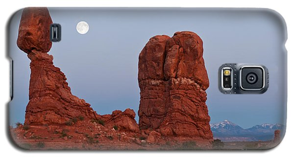 Balanced Rock  Galaxy S5 Case