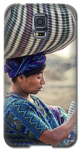 Galaxy S5 Case featuring the photograph Balanced by Tina Manley