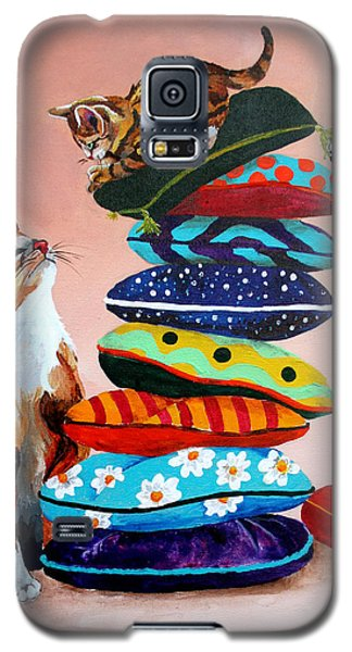 Balancing Act Galaxy S5 Case