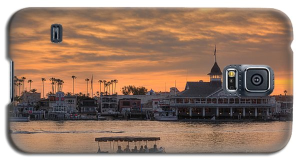 Balboa Pavilion Galaxy S5 Case by Eddie Yerkish