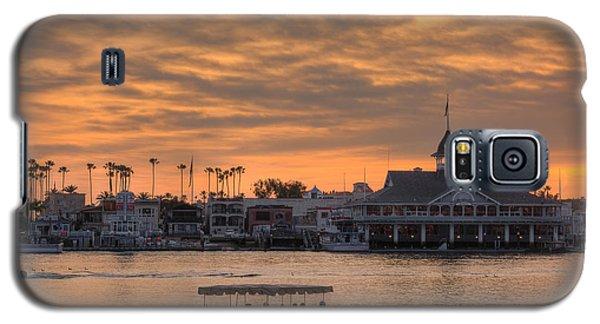 Balboa Pavilion Galaxy S5 Case