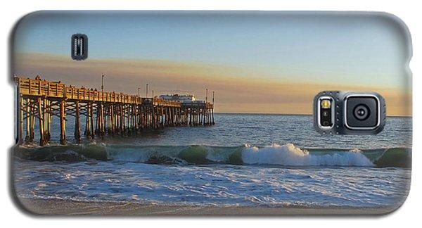Balboa Pier Galaxy S5 Case