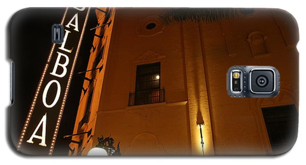 Galaxy S5 Case featuring the photograph Balboa Theatre by Nathan Rupert