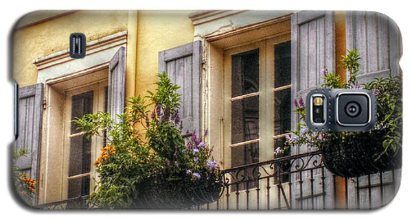 French Quarter Balcony Galaxy S5 Case