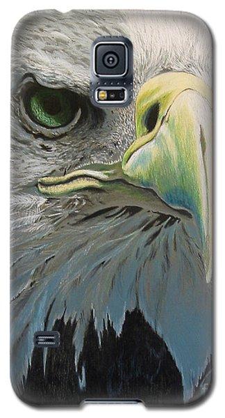Sold Bald Eagle Galaxy S5 Case