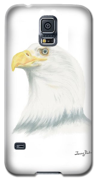 Bald Eagle Galaxy S5 Case by Terry Frederick