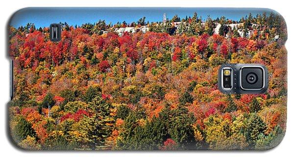 Bald Mountain Beacon Adirondacks New York Galaxy S5 Case by Diane E Berry