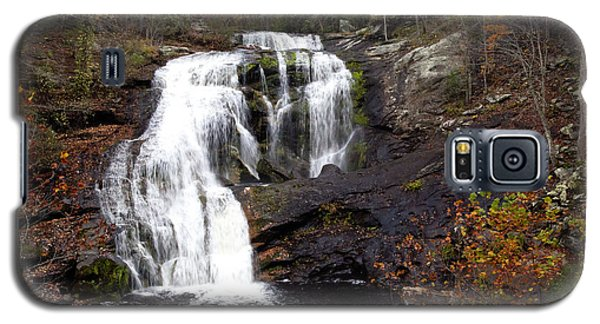 Bald River Falls Galaxy S5 Case by Robert Camp