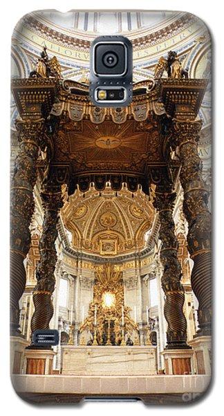 Baldacchino Di San Pietro Galaxy S5 Case