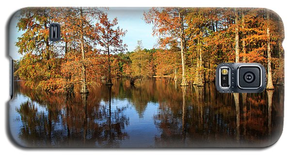 Baldcypress At Trap Pond Galaxy S5 Case