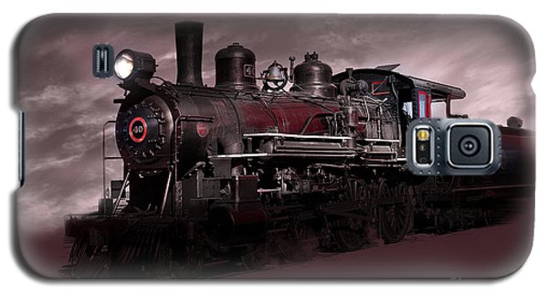Baldwin 4-6-0 Steam Locomotive Galaxy S5 Case