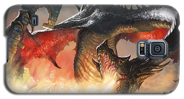 Balerion The Black Galaxy S5 Case