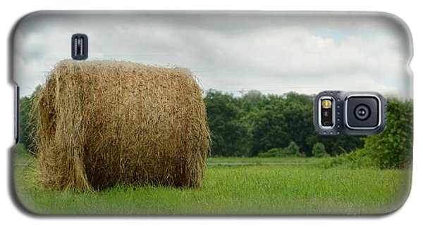 Galaxy S5 Case featuring the photograph Bales by Tamera James