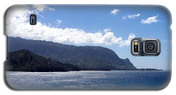 Galaxy S5 Case featuring the photograph Bali Hai by Alohi Fujimoto