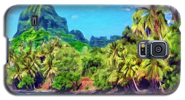 Bali Hai Galaxy S5 Case by Dominic Piperata