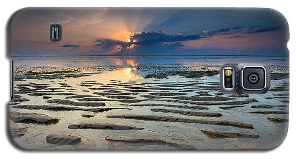 Bali Sunrise Galaxy S5 Case by Robert  Aycock