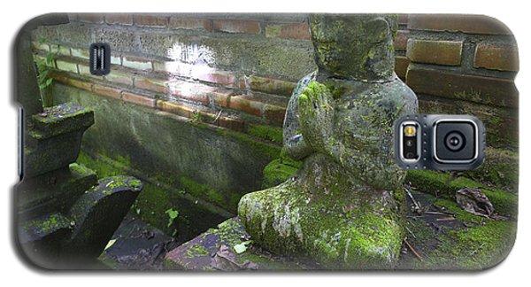 Balinese Praying Figure Galaxy S5 Case
