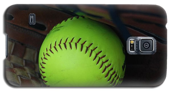 Ball And Glove Galaxy S5 Case