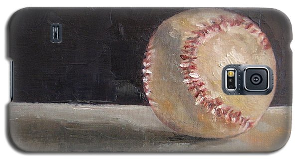 Ball Number 2 Galaxy S5 Case by Lindsay Frost
