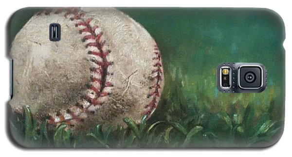 Ball Number One Galaxy S5 Case by Lindsay Frost