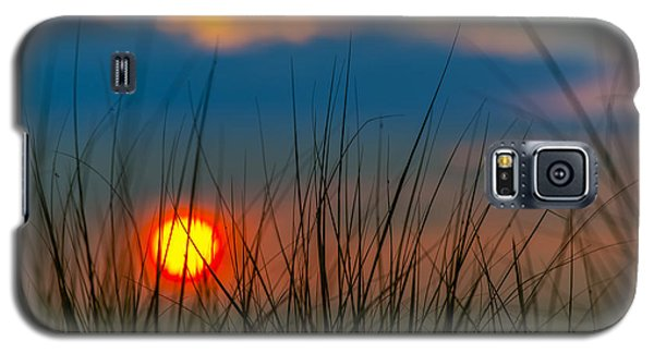 Ball Of Fire Galaxy S5 Case by Sebastian Musial