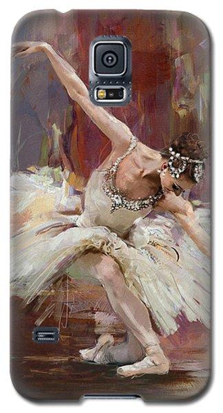 Ballerina 36 Galaxy S5 Case
