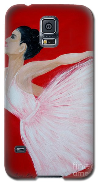 Ballerina.  Grace. Inspirations Collection Galaxy S5 Case