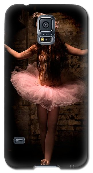 Ballerina Galaxy S5 Case
