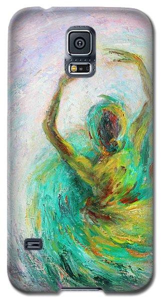Ballerina Galaxy S5 Case by Xueling Zou