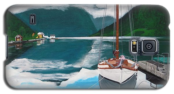 Ballestrand Northern Norway  Galaxy S5 Case