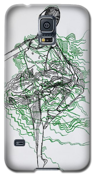 Ballet Galaxy S5 Case by Gloria Ssali