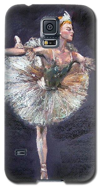Ballet Galaxy S5 Case by Jieming Wang