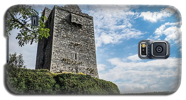 Ballinalacken Castle In Ireland's County Clare Galaxy S5 Case