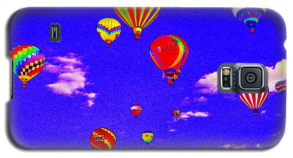Ballon Race Galaxy S5 Case