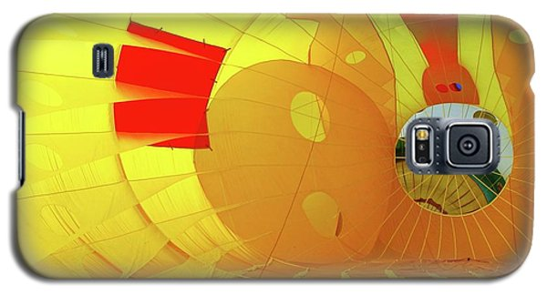 Galaxy S5 Case featuring the photograph Balloon Fantasy 6 by Allen Beatty