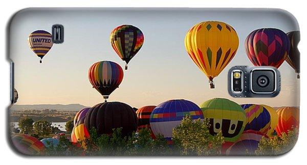 Balloon Festival Galaxy S5 Case