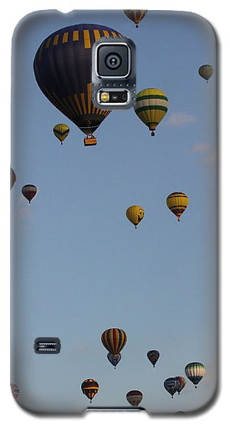 Balloon Festival Galaxy S5 Case