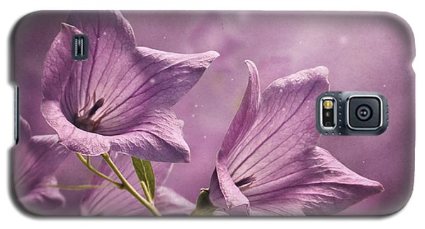 Balloon Flowers Galaxy S5 Case by Ann Lauwers