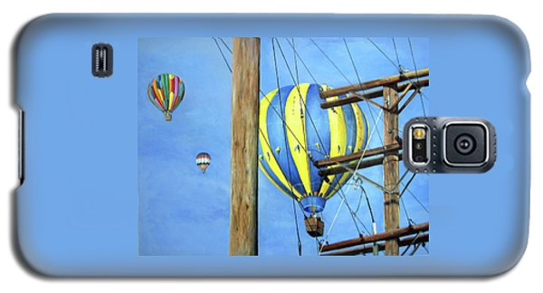 Balloon Race Galaxy S5 Case