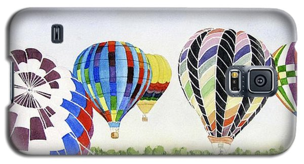 Balloons Galaxy S5 Case by Carol Flagg