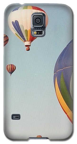Balloons High In The Sky Galaxy S5 Case by Belinda Lee