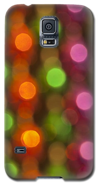 Balls Of Color 2 Galaxy S5 Case by David Lester